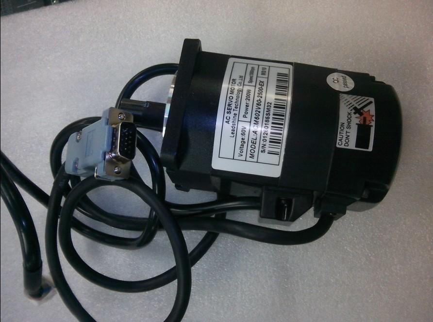 Neue Servomotoren Leasshine ACM602V36-2500 arbeiten Parameter 36-60 VDC 7.6A bis 22A für Servoantrieb: ACS806 Encoder Linien 2500