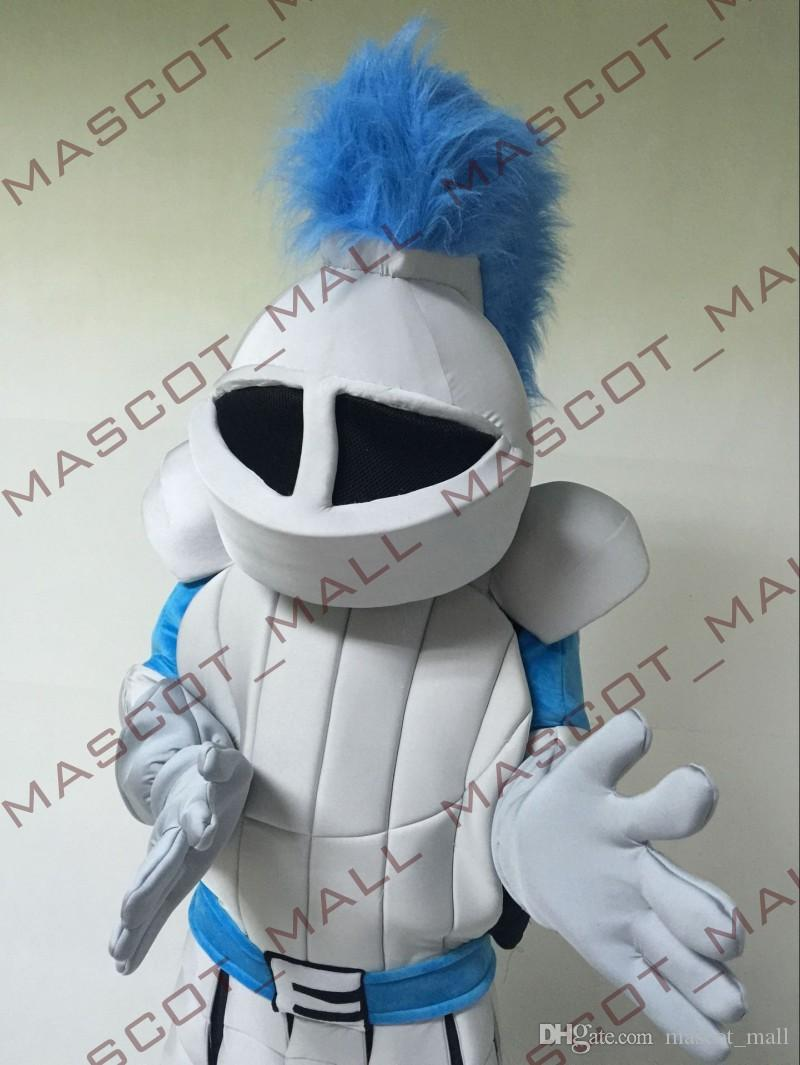 MALL364 Professional Custom City Lancer Knight Hero Mascot Costume Customized Clothing Cartoon Theme Carnival Costumes Dolls ... & Mall364 Professional Custom City Lancer Knight Hero Mascot Costume ...