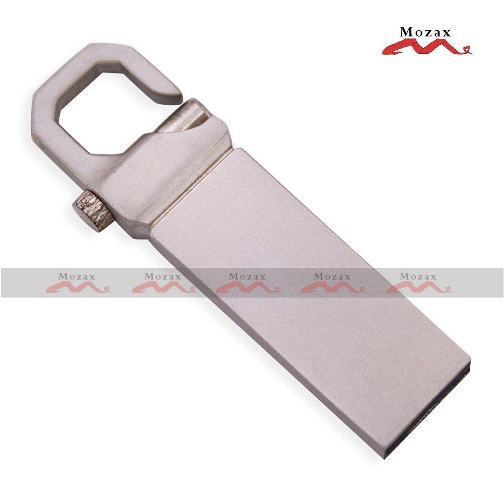 Free Customized Engraved Logo 50PCS 128MB/256MB/512MB/1GB/2GB/4GB/8GB/16GB Metal Key Stick USB Flash Drive Memory Pendrive 2.0 Disk
