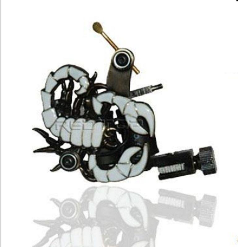 1 PCS BaseKey Scorpion A909A Tattoo Gun Style aléatoire (couleur)