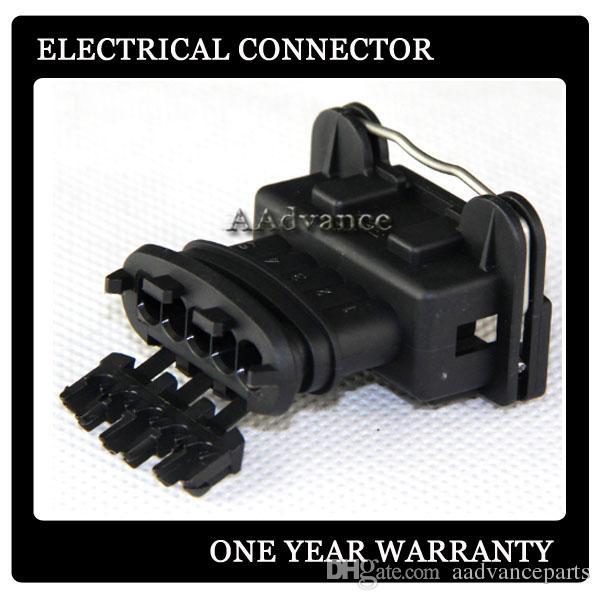 AMP / TE Connectivity 5 핀 암수 전기 커넥터 주전원 타이머, 케이블 씰 포함