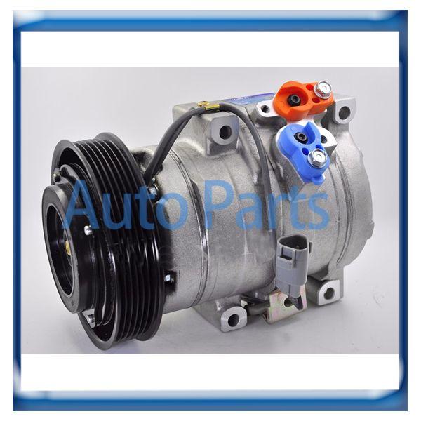 10S17C compressor ac para Toyota Camry Avalon Highlander Solara Lexus ES300 V6 3.0 3.3 447220-3195 447220-4292 88320-33160