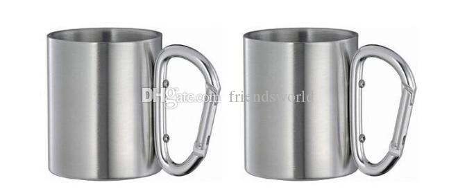 Double Custom Wal Mugs Mug Camp From Order Cheap Hook Cup Steel Camping Stainless Online Carabiner Very Coffee trhCdsQ