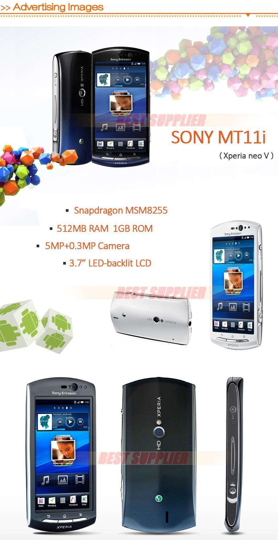 Sony ericsson mt11i xperia neo v инструкция