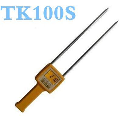 par dhl / fedex 30pcs / lot testeur portable humidité numérique maïs Blé Haricot riz farine de blé grain Mètre analyseur