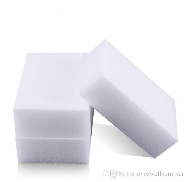 White Magic melamina spugna 100 * 60 * 20mm di pulizia dell'eraser della spugna multifunzionale senza imballaggio Bag pulizia della famiglia Attrezzi