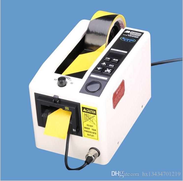 Ruban électrique Distributeur automatique M1000 bande Cutter distributeur machine avec 3 Longueur Fonction mémoire, nouvelle marque