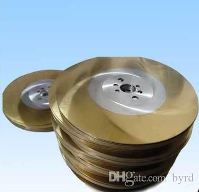 apol 12inch High-Speed-Stahl-Sägeblattdurchmesser 325 * 2.0 * 32mm Schneidsägeblatt für Edelstahl HSS-M42 freies Schiff