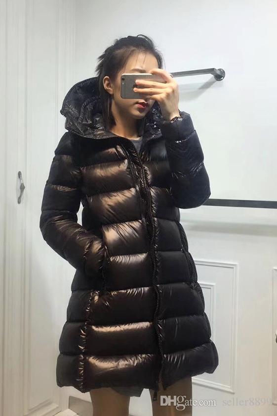 parkas SuYen de marca para las mujeres invierno abajo las mujeres chaqueta de las señoras de la chaqueta de anorak abrigo abrigos chaquetas y Mujer invierno M349