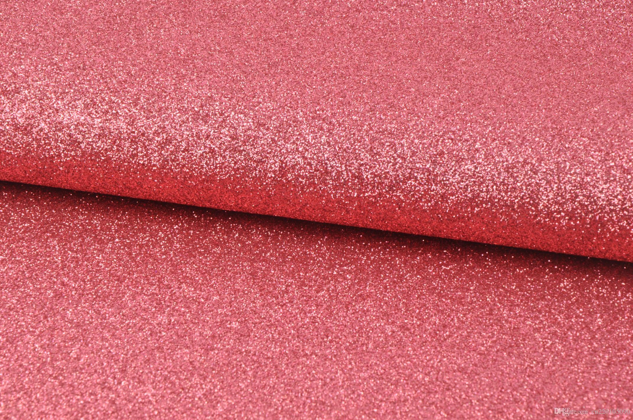 Carta Da Parati Tessuto acquista tessuto jc pack glitter vinilico, tessuto glitter carta da parati,  tessuto glitterato in pu da 11m / lotto con spedizione in drop a 63,26 €