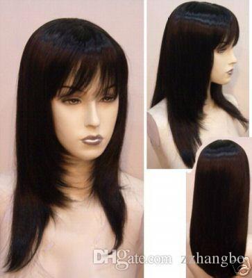 Full Lace Wigs Silk 5.5 * 5.5 Bob Style Virgin Hair 100 % Wigs Short Cut Wavy Natural Black Lace Wig Human Hair Wigs For Women Bella Hair