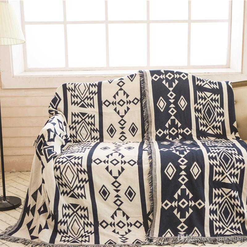 Excellent Bohemian Sofa Blanket Cover Decorative Slipcover Throws On Sofa Bed Travel Tapestry Carpet Plaids Stitching Blankets Sofa Towel Slipcovers For Sofa Forskolin Free Trial Chair Design Images Forskolin Free Trialorg