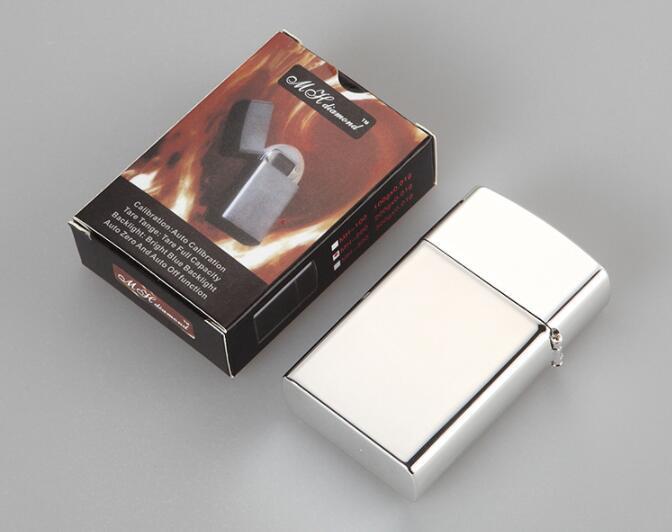 미니 라이터 스타일 디지털 보석 규모 0.01 균형 그램 전자 저울 골드와 다이아몬드 200g 20pcs 포켓 최대 재고 확대
