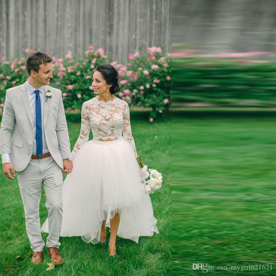 Белые юбки для невест