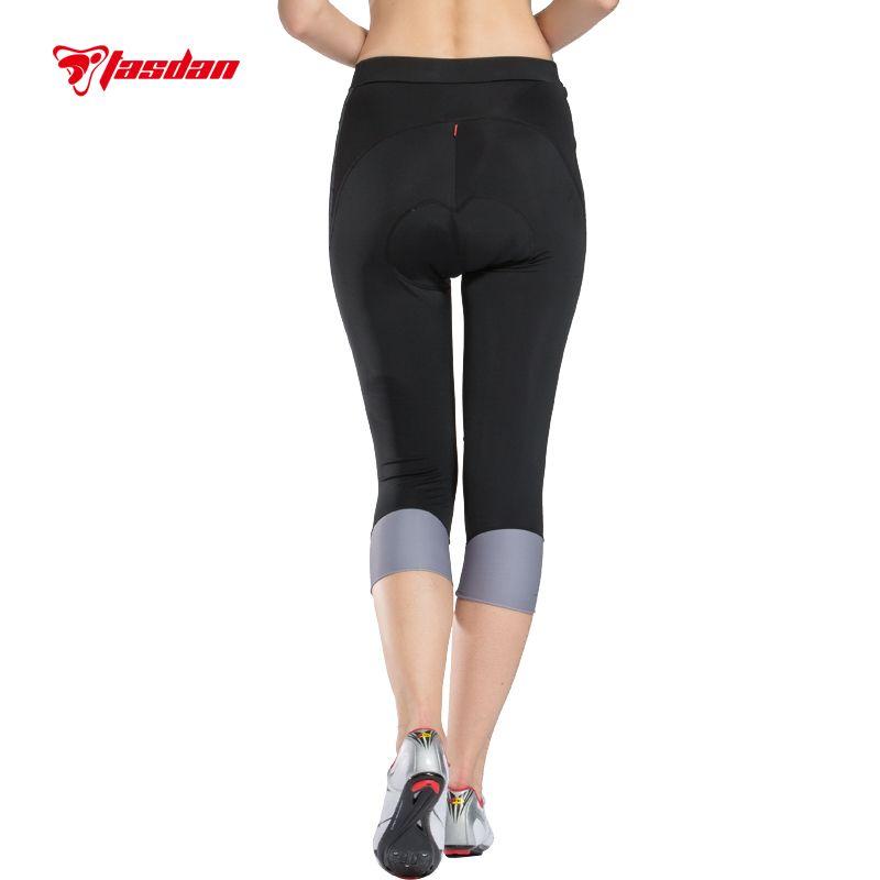 Femmes Cyclisme Collants d/'hiver thermel CoolMax Rembourré Vélo Legging Long Pant