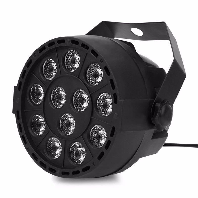 LED Par RGBW DMX512 Disco Lamp stage light0