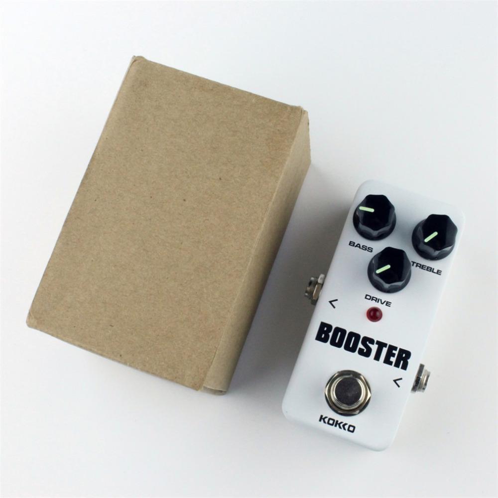Mini Overdrive Guitar Effect Pedal Guitarra Overdrive Booster High-Power Tube Guitar Two Segment EQ Effect Device
