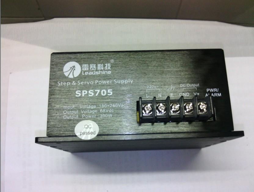 Nuovo 350W Leashine SPS705 Alimentatore appositamente progettato per servoamplificatori / servoazionamenti input180-240V in uscita 68VDC 7A-9A corrente