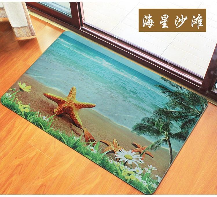 Großhandel 3d Teppich Unterwasserwelt / Sonnenblumen Teppiche ...