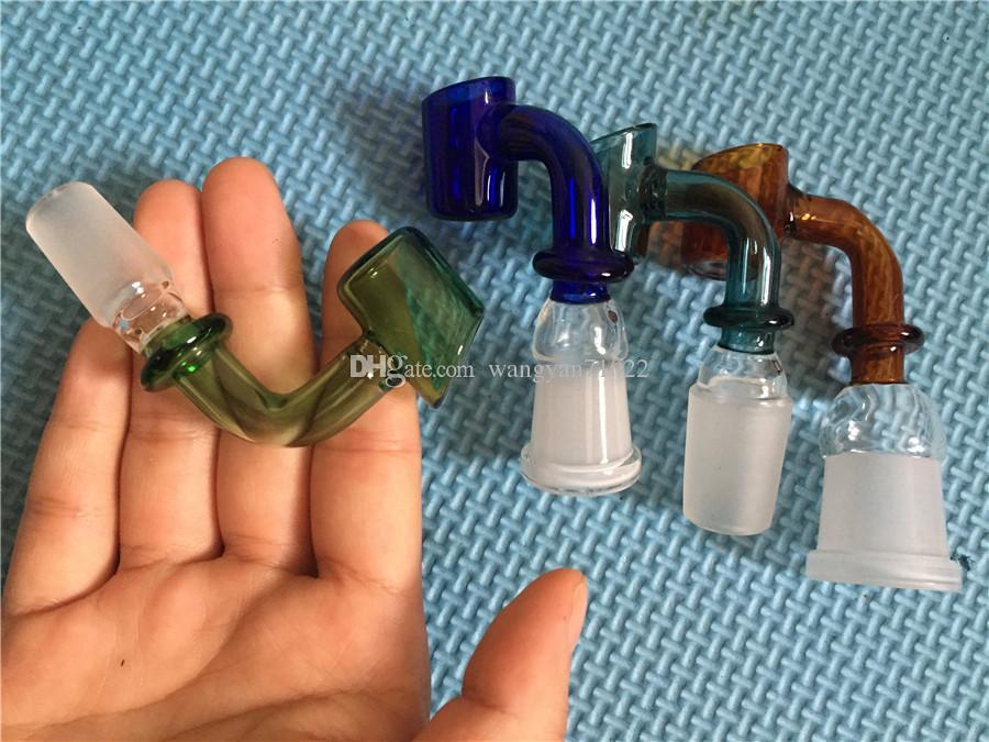 Colorido 14mm 18mm masculino feminino Tigela De Vidro Tigela de Tabaco de Tabaco de Tabaco para Fumar Tubulação de Bongo cachimbos de água
