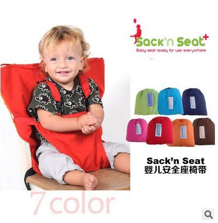 children learn seat cushion portable baby chair with safety belt baby chair cover dining chair - Baby Chair With Name