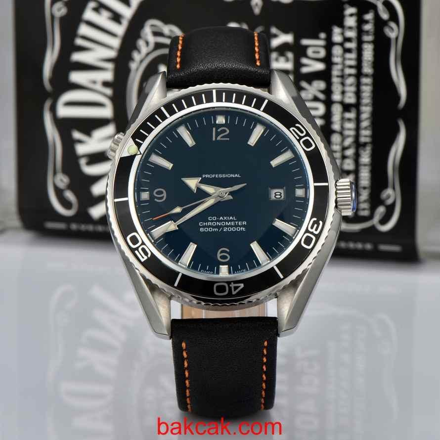 Cinturino in pelle nuovo nome moda donna 40mm Mens Watch Sport automatico self-vento orologi di lusso di affari moderni