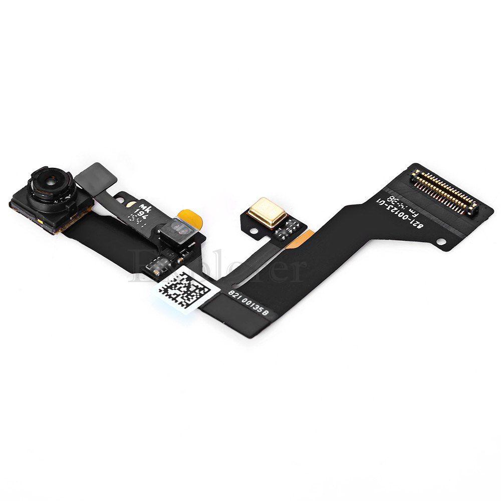 OEM für iphone 4 4S 5 5g 5C 5S 5SE 6 6 Plus Näherungssensor Licht Bewegung Frontkamera Mikrofon Flex Kabel Ersatz