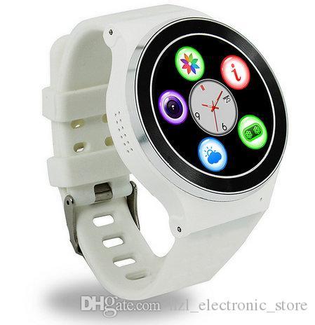 نموذج جديد! WIFI 3G S99 ساعة ذكية الهاتف GPS بطاقة sim وكاميرا ساعة اليد مع 1.3GHz MTK6580M دعم رصد معدل ضربات القلب