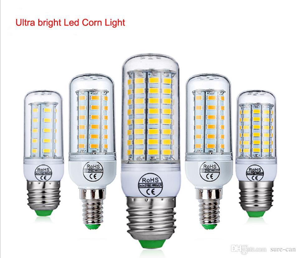 With CE E27 E14 G9 5730SMD LED 18W Bulb Corn Light Bulb Bulbs Lamp