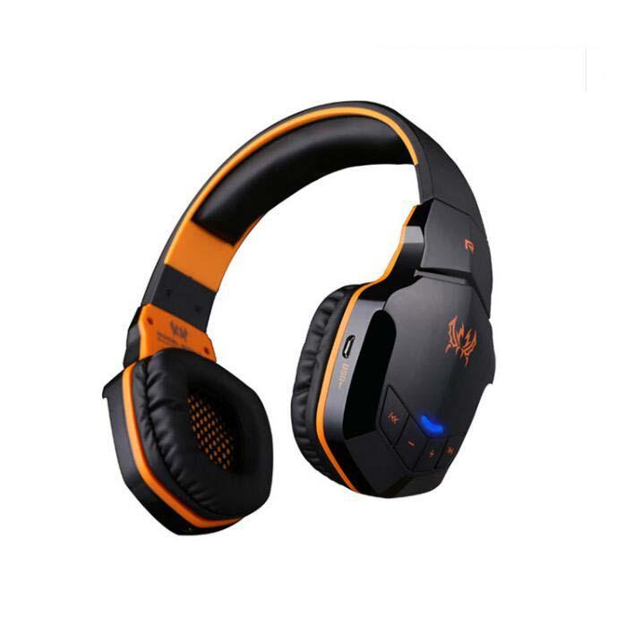 New Version Wireless Bluetooth Stereo Gaming Headphones Headset B3505 With Volume Control Microphone HiFi Music Headsets