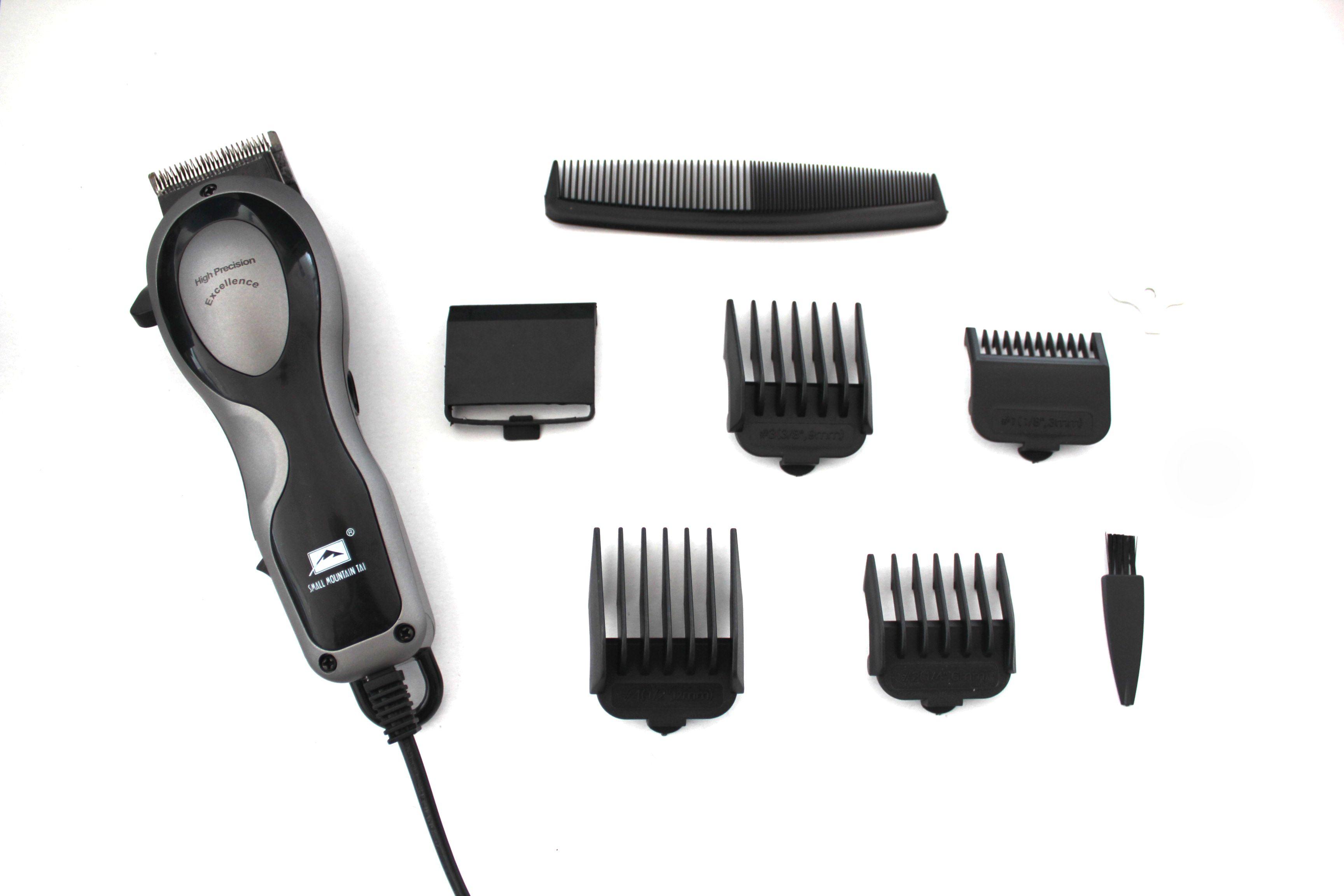 送料無料BJTの髪のクリッパーのプロのスーパーヘアトリマーuk.eu.usプラグ、110Vと220V