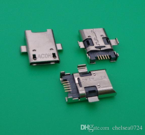 Micro Charging Port USB Connector for ASUS ZENPAD 8.0 Z380C P022 Package: 50pcs Davitu Electrical Equipments Supplies