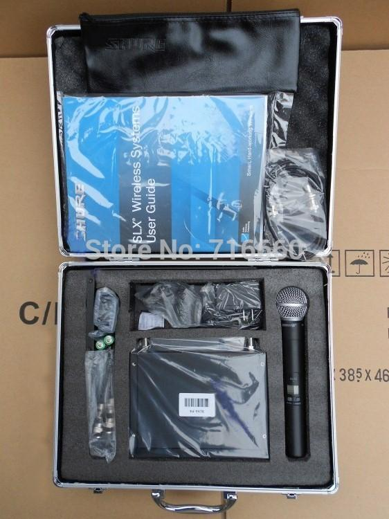 2020 all'ingrosso - Microfono wireless UHF UHF di alta qualità e beta58, microfono portatile beta58 per la vendita calda