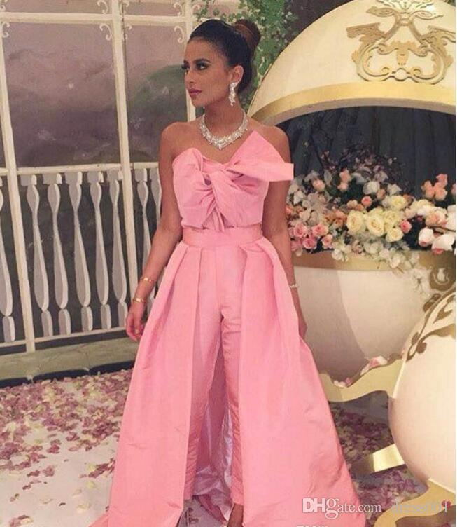 2015 New Zuhair Murad Dresses Party Evening Crew Peplum Ruffles With ...