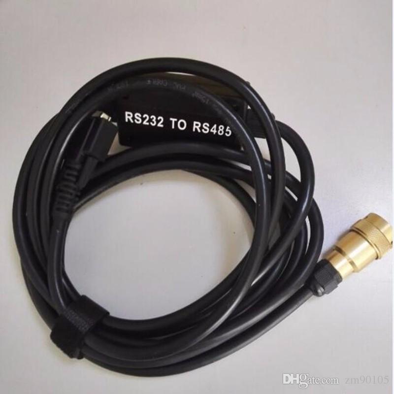 A +++ Alta Qualidade RS485 Cabo para MB Star C3 RS232 para RS485 Cabo com material Cooper
