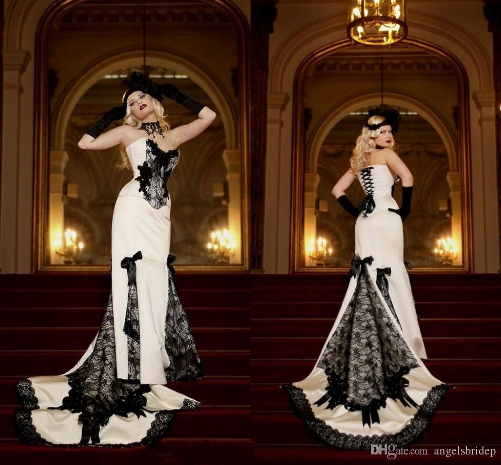 Victorian Mermaid Dress