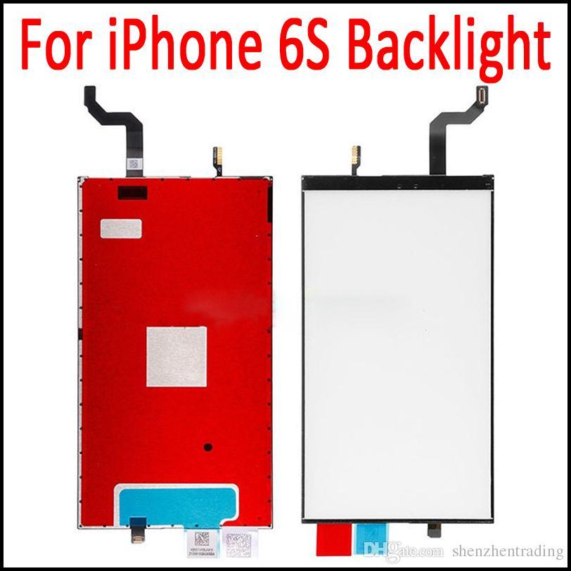 ل iPhone 6S LCD الخلفية الأصلي شاشة LCD الخلفية استبدال فيلم إصلاح الجزء ل iPhone6S 4.7inch شحن مجاني