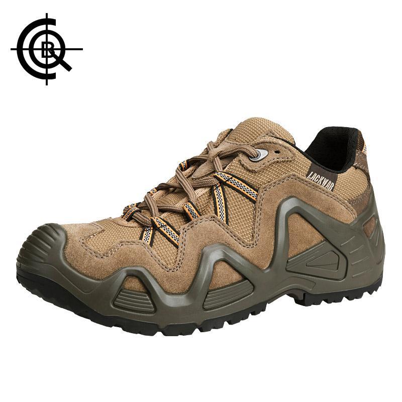 CQB Outdoor Hiking Boots Men Mountain