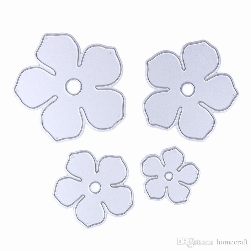 2019 Pretty Flowers Metal Cutting Dies For DIY Scrapbooking Stencil Paper  Cards Decorative Craft Template Tool From Homecraft, $5 5   DHgate Com