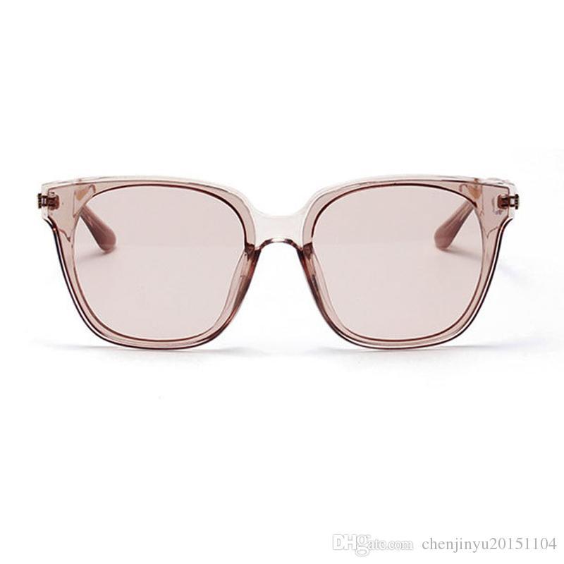 Großhandel Klassische Mode Frauen Männer Sonnenbrille Quadratischen ...