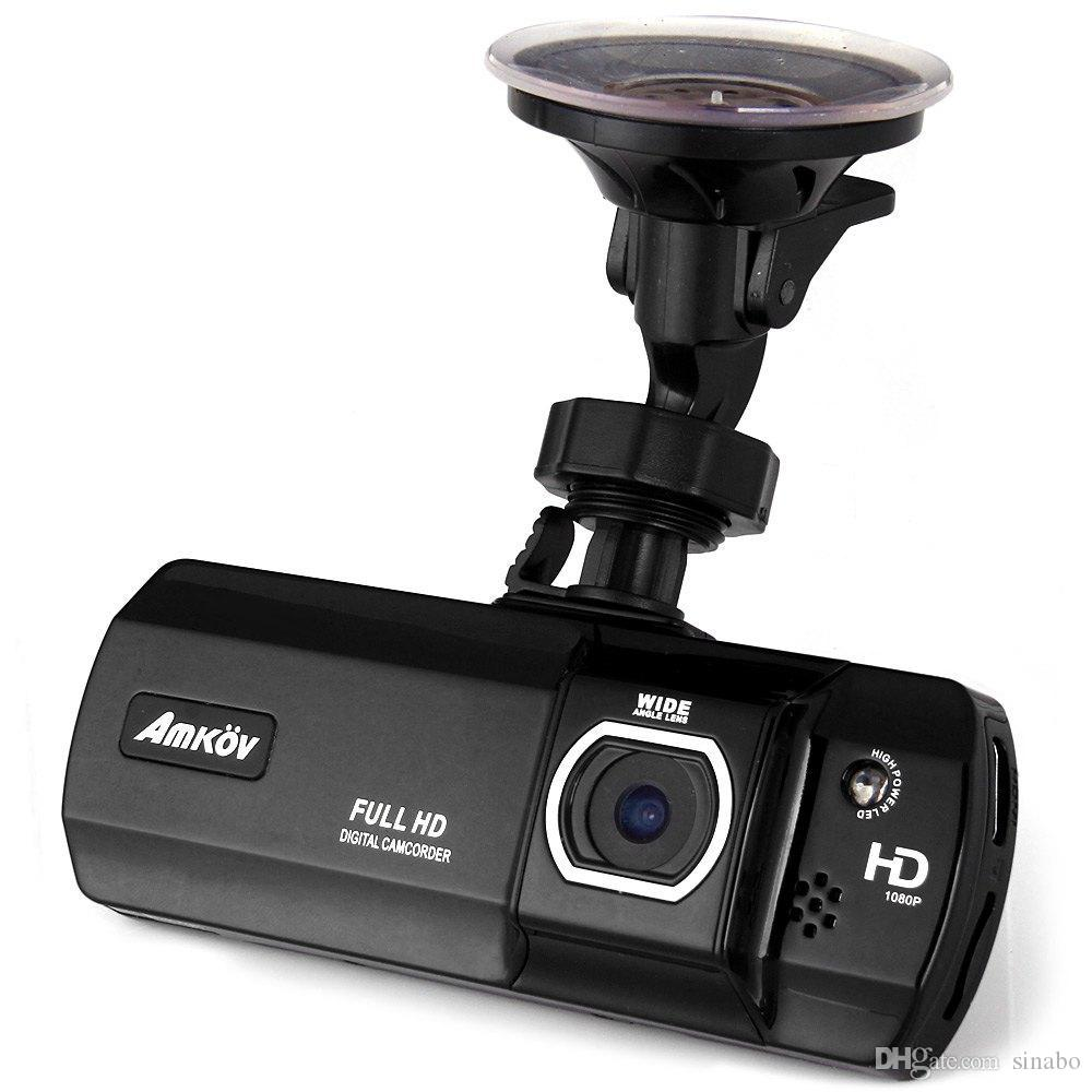 2016 جديد 2.7 بوصة tft شاشة سيارة كاميرا مركبة سيارة dvr 1080 وعاء hd القرار / 140 درجة زاوية واسعة عدسة سيارة dvrs