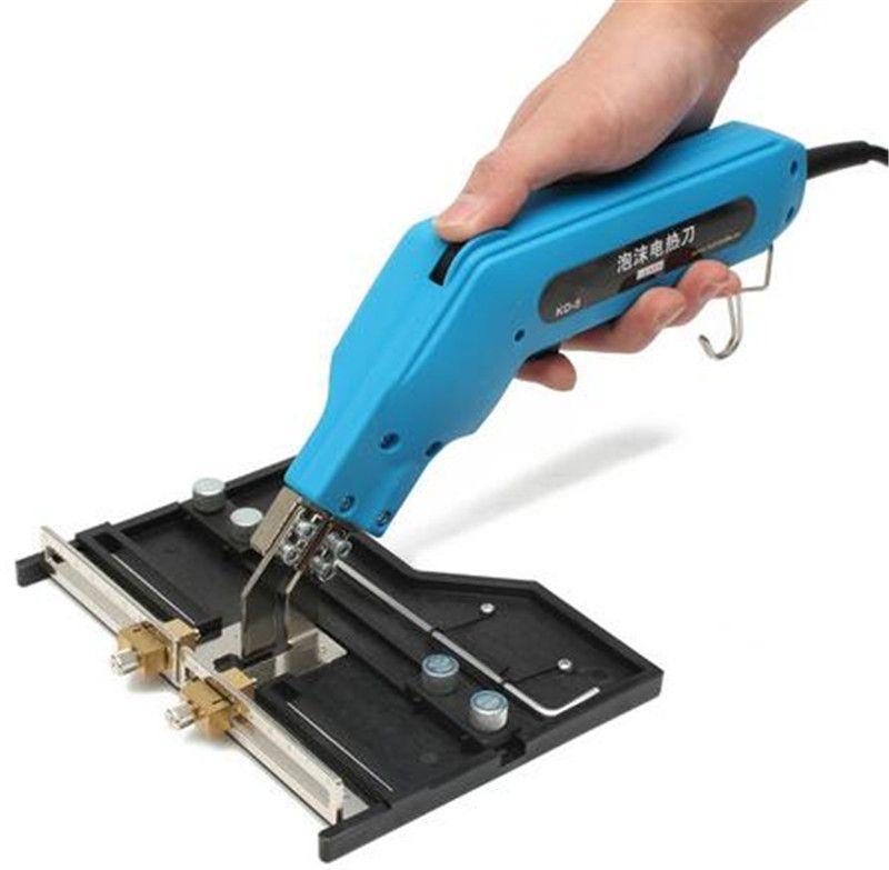 2019 XNEMON Large Groove Electric Hot Knife Foam Cutter Heat Wire Grooving  Cutting Tool Foam Cutting Pen Sponge Insulation KT Board From Hello_wei,