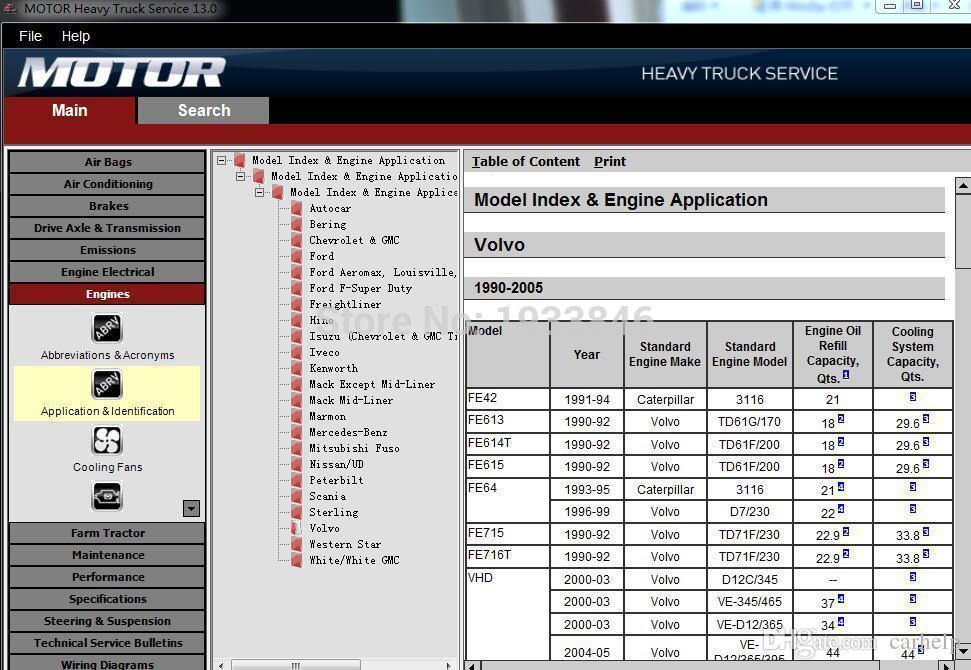 2017 newest motor heavy truck auto data auto repair