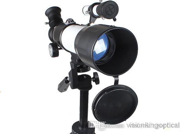 Visionking CF60350 (350/60 mm) Espaço Monocular Telescópio Astronômico Spotting Moon Moon Watching Sky Uso Terrestre