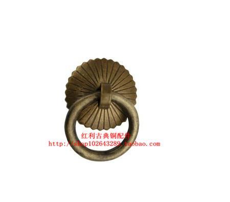 el bono de accesorios para muebles clsicos antiguos accesorios de cobre de cobre del gabinete del