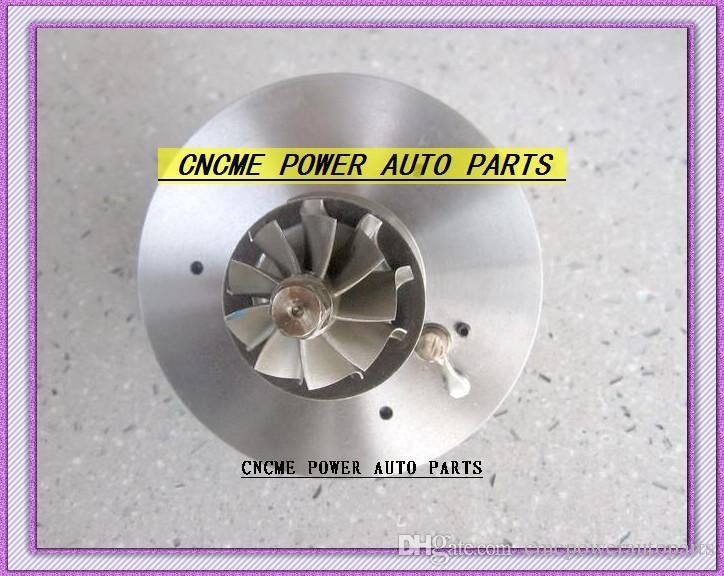 TURBO cartridge CHRA شاحن توربيني GT15 VNT GT1549V 700447-5007S 700447 زيت لسيارات BMW 318D 320D 520D 520D E46 E39 M47D 2.0L 136HP