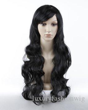 La meilleure qualité péruvienne vague de corps de cheveux humains pleine perruque de dentelle pour Black Women150 Densité sans colle perruque avant de lacet avec des cheveux de bébé peut concevoir personnalisé