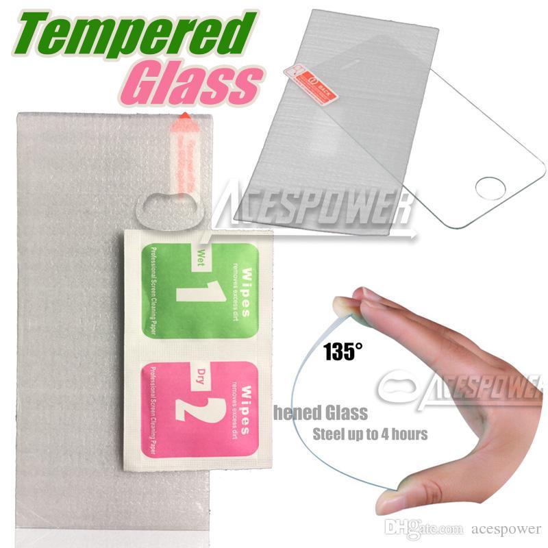 Para iphone xs max xr x r x 8 7 plus huawei mate 20 pro 2.5d 9h protetor de tela de vidro temperado sem pacote