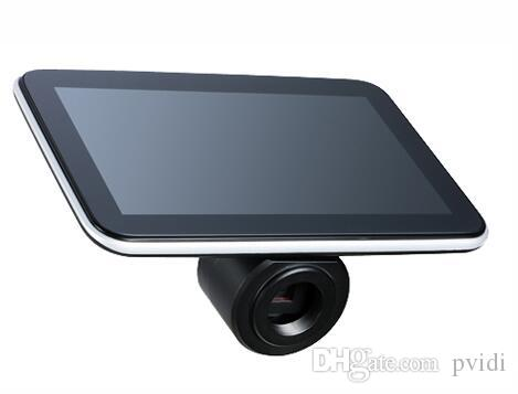 Webcam Microscópio 5 Milhões de 7 Polegada Câmera LCD Webcam