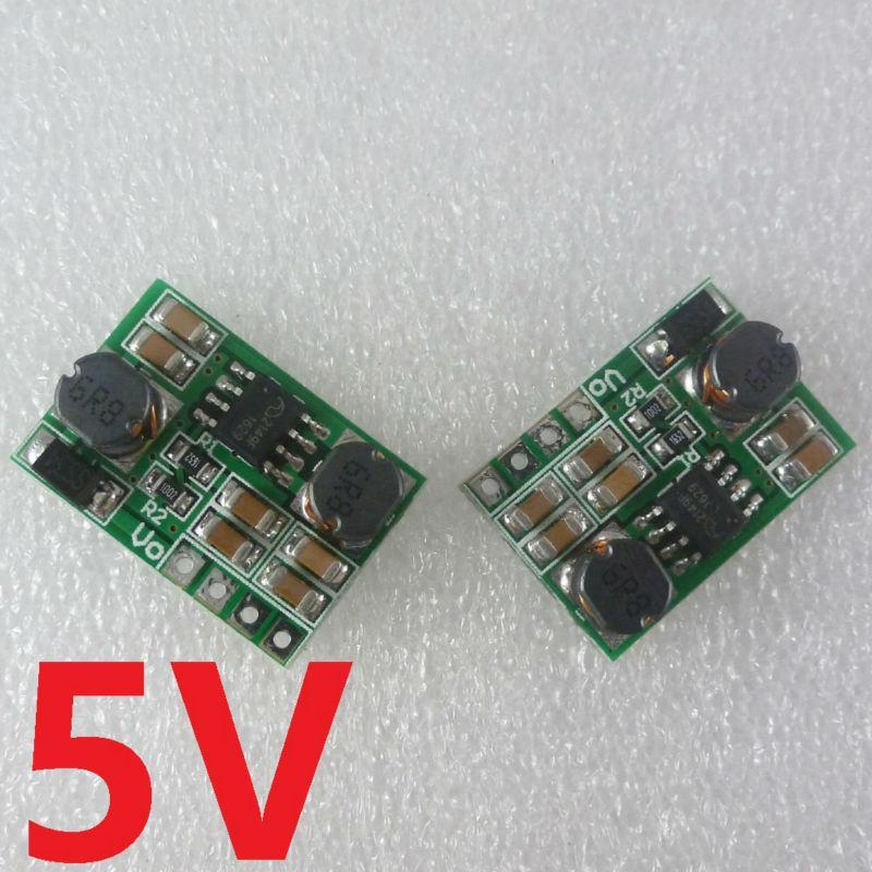 2pcs DC-DC Auto Повысьте Buck Step Up Шага вниз конвертер Модуль совета напряжения для LED USB мобильного телефона зарядного устройства